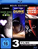 Dune - Dark Star - Dark Side of the Moon (3 Filme) [Blu-ray]