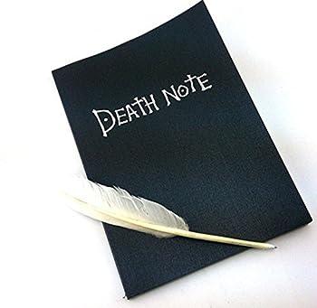 デスノート ノートブック+羽ペン