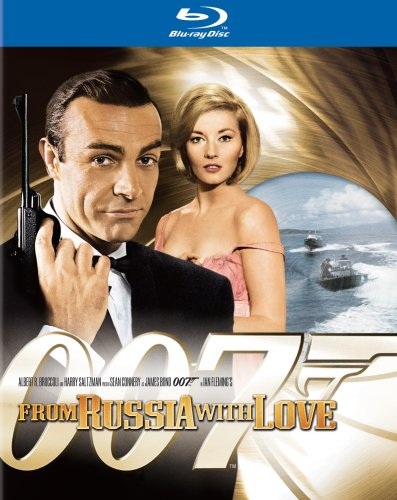 Cover art for  From Russia with Love [Blu-ray]