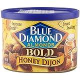 Blue Diamond Almonds, Honey Dijon, 6-Ounce