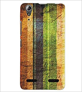 PrintDhaba Pattern D-5296 Back Case Cover for LENOVO A6000 PLUS (Multi-Coloured)