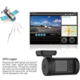 Arpenkin Mini 0826 Car Dash Camera HD Ambarella A7LA50 Chip Super Hd 1296p Car DVR With GPS Mount And 8GB TF Card...