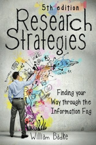 Research Strategies: Finding Your Way Through The Information Fog, 5Th Edition