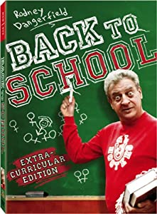 "Cover of ""Back To School (Extra-Curricula..."