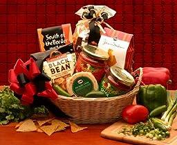 Let\'s Spice It Up! Salsa Gift Basket