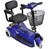 ZipR Blue 3-Wheel Travel Scooter – ZIPR3