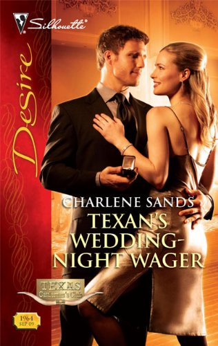 Image of Texan's Wedding-Night Wager (Silhouette Desire)