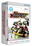 Super Karts Bundle with Racing Wheel (Wii)