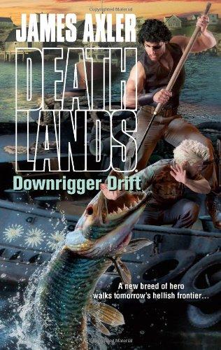 book cover of Downrigger Drift