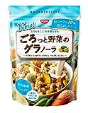日清シスコ ごろっと野菜のグラノーラ 冷製コーンスープ風味 220g×8袋