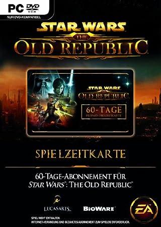 Star Wars: The Old Republic 60 Tage Spielzeitkarte