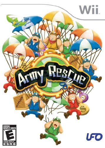 Army Rescue - Nintendo Wii - 1