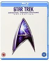 Star Trek Movies 1 - 6 Box Set [Blu-ray] [Import anglais]