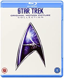 Star Trek Movies 1 - 6 Box Set [Blu-ray] [Import anglais]
