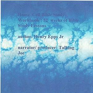 Home Cell Bible School Workbook Audiobook