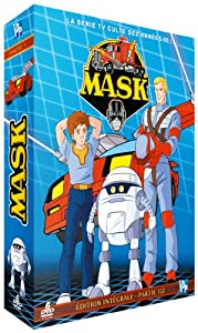 MASK - Partie 1 (6 DVD)