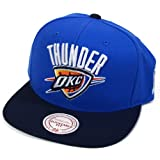 Oklahoma City Thunder Mitchell & Ness 2 Tone Team Logo Snapback Hat at Amazon.com