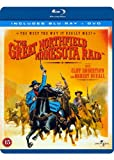 The Great Northfield Minnesota Raid (Blu-ray + DVD) (1972) (Import)