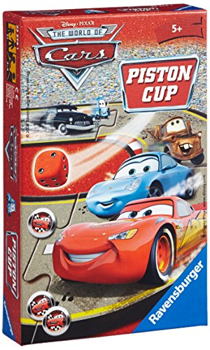 Ravensburger - Cars Piston Cup Mini Games French version
