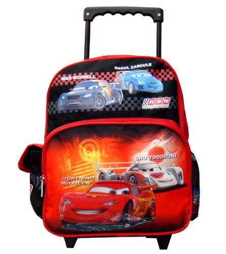 Disney 50654 Toddler Rolling Backpack