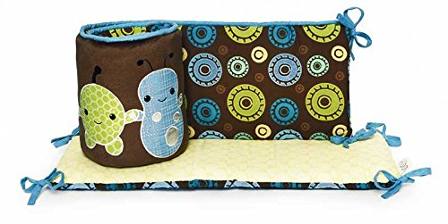 Baby Monster Bedding 8777 front