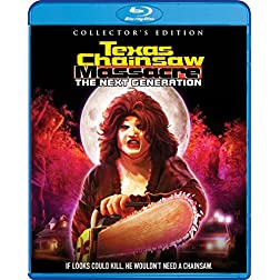 Texas Chainsaw Massacre: The Next Generation [Blu-ray]