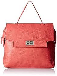 Baggit Women's Handbag (Pink) (2059062)
