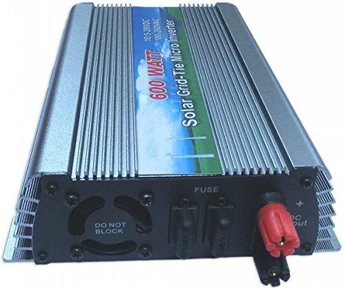 Gtsun 600W Grid Tie Inverter Dc10.5V-28V Power Inverter For Solar Panel System