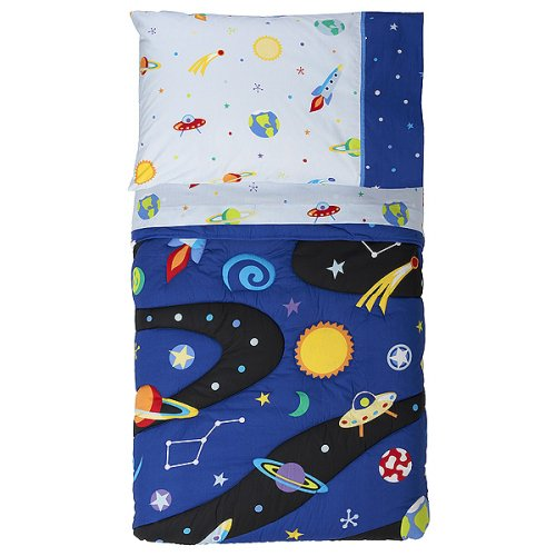 Olive Kids Out of This World Toddler Comforter Bed Set