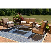Image of The Herve Collection - Deep Seating Set