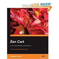 Zen Cart: E-commerce Application Development: A step-by-step developers guide