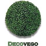 Buis Boule de buis Plante Artificiel Artificielle Plastique Ø35cm Décoration Decovego