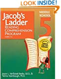 Jacob's Ladder Reading Comprehension Program - Level 5 (Grades 7-9)