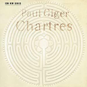 Paul Giger: Chartres