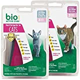 BioSpot Active Care Spot On with Applicator for Cats under 5 lbs, 3 Month Supply