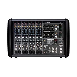 mackie ppm608 8 channel powered mixer with effects musical instruments. Black Bedroom Furniture Sets. Home Design Ideas
