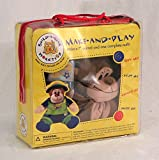 Build-A-Bear Workshop Learn to Sew Kit *Monkey