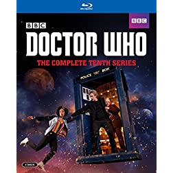 Doctor Who: Complete Series 10 [Blu-ray]