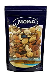Mona Mixed Dry Fruits Premium - 250 gm