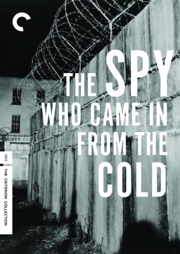 Cover art for  The Spy Who Came in from the Cold (The Criterion Collection)
