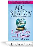 Love, Lies and Liquor (Agatha Raisin Mysteries) [Edizione Kindle]