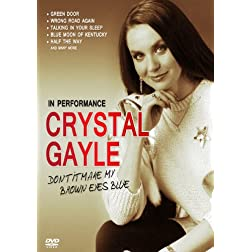 Gayle, Crystal - Dont It Make My Brown Eyes Blue