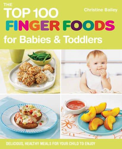 The Top 100 Finger Food Recipes