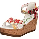 Blowfish Gipsy Fabric Platforms
