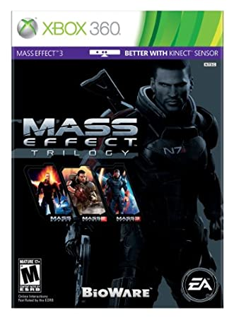 Mass Effect Trilogy (English Only)