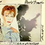 DAVID BOWIE scary monsters LP