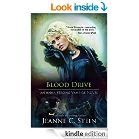 Blood Drive (An Anna Strong Novel Book 2)