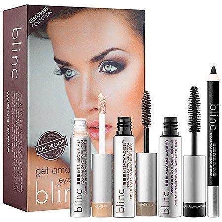 Blinc Amazing Eyes Discovery Collection Mascara, Eyeliner, Primer and Mousse