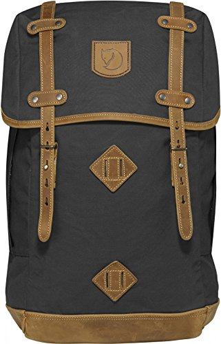 Fjallraven Rucksack No.21 Daypack, Dark Grey, Small