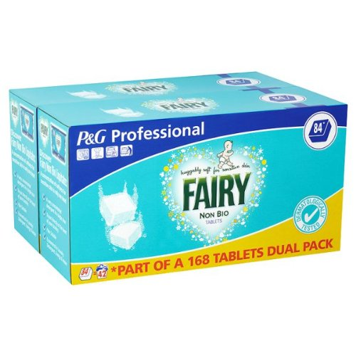 Fairy Non Bio Laundry Tablets 42 Washes 2.772kg